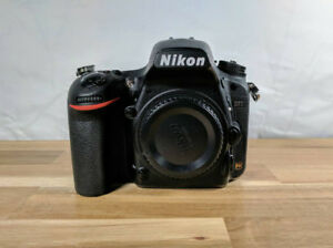 Nikon D750 Camera Body + Full Frame FX Lenses