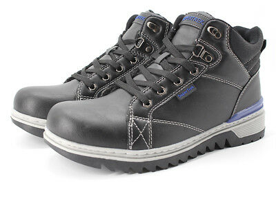 uk size 10 - supertrek ripple hiker walking trekking hiking winter boots black Ripple Boot