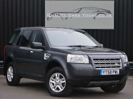 Land Rover Freelander 2 2.2 Td4 S Diesel *Just 46k Miles + Full Leather*