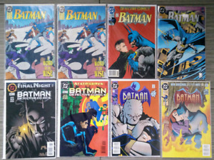 Batman and Robin comics