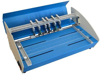 110220v 18 460mm Electric Creaser Scorer Perforator Cutter 3in1 Paper Creaser
