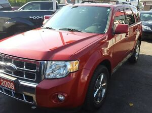 2009 Ford Escape Limited SUV, Crossover 2 YRS WAR Cambridge Kitchener Area image 3