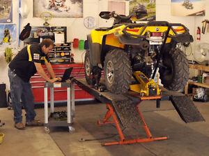 ATV Tune-Up Repair Maintenance Inspection Fix Rebuild Service