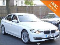 BMW 318 2.0TD ( 143bhp ) ( s/s ) 2013MY d Luxury
