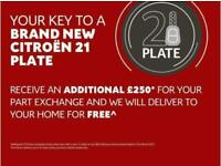 2021 Citroen C1 1.0 VTi Urban Ride (s/s) 5dr Hatchback Petrol Manual