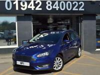 2015 15 FORD FOCUS 1.6 TITANIUM NAV 24 BHP, 5DR 6SP NEWSHAPE AUTO ESTATE