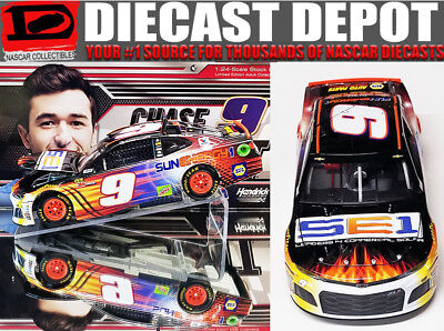 Chase Elliott 2018 Sun Energy 1 24 Action Collector Series