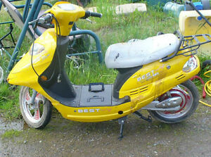 any 1 have a ebike like this thar salling cheep?