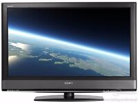 """Sony Bravia 46"""" inch TV LCD FULL HD 1080p Freeview Built in 2 x HDMI not 40, 42 47, 50"""