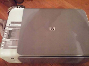 HP psc all in one printer, scanner and copier