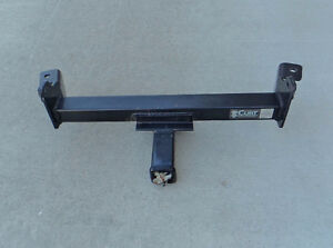 Chevy Silverado / GMC Sierra front mount trailer / winch hitch