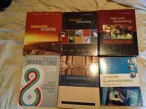 1st and 2nd year Business Textbooks