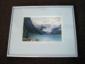 Lake Louise, Canmore Water Colour Prints