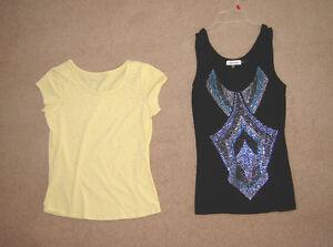 Dresses, Jeans - size XXS, 0, 1, S / Tops sz S Strathcona County Edmonton Area image 5