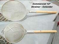 X Large Commercial Strainer
