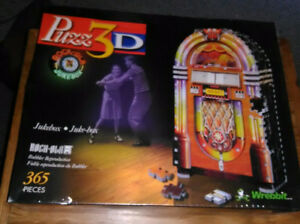 Puzz 3D - Jukebox - new in box