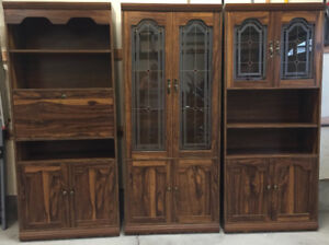 Furniture - Display Cabinet - Wall Unit