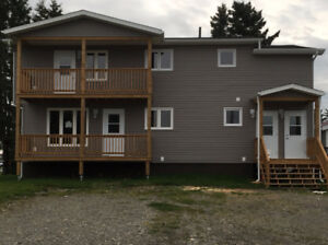 Beautifully renovated apartments for rent in Drummond, NB