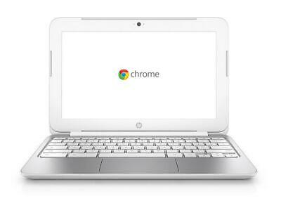 "HP Chromebook 14"" White / 32GB SSD / 4GB / HDMI / Usb 3 / WiFi NoteBook, ref B4"