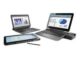 EX-GOVERNMENT LAPTOP HP Pro x2 612 G1 i5 8GB RAM 120GB SSD WARRANTY
