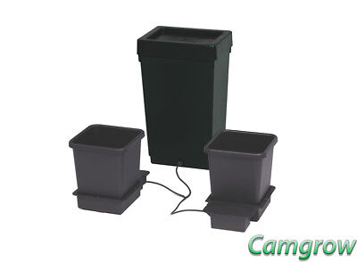 Autopot Kit - 2 PotComplete Self Watering System Kit Complete With 47 Litre Tank