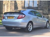 2006 Mercedes C220 CDi Automatic. Low Mileage. EXCELLENT CONDITION