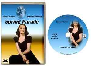 Spring Parade (1940) DVD -  Deanna Durbin, Robert Cummings - USA Shipping