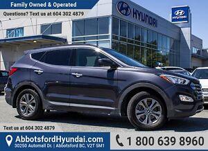 2015 Hyundai Santa Fe Sport 2.4 Premium ACCIDENT FREE