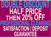 GET DOUBLE DISCOUNT NOW CARPET CLEANING, END OF TENANCY, MOVE IN CLEANERS, BUILDERS CLEAN, ONE-OFF East, North, West, Southeast, Northwest, Central, Southwest + Ig, Ub, Kt, Sm, Gu, Da, Rm, Tw, London