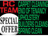 WITH FULL GUARANTEE ON DEEP END OF TENANCY CLEANING, CARPET CLEANERS, DOMESTIC BUILDERS SOFA CLEANER All London Postcodes Plus Outiside London, Even Short Notice And Same Day Cleaning, London