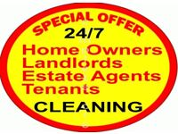 SHORT NOTICE Professional END OF TENANCY CLEANING, CARPET WASH, HOUSE DEEP CLEANERS, SOFA-RUGS CLEAN