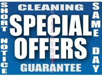 SPECIAL OFFER End of Tenancy Cleaning Carpet Cleaners Deep House Builders One Off Domestic Services
