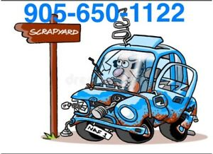 $$$ CASH FOR YOUR SCRAP CAR $$$100-$1000