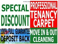 SHORT NOTICE LAST MINUTE END OF TENANCY MOVE CLEANERS CARPET DOMESTIC DEEP HOUSE CLEANING SERVICES