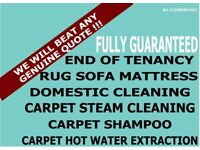 SPECIAL OFFER FROM £7 DEEP END OF TENANCY CLEANERS, CARPET CLEAN HOUSE PROFESSIONAL CLEANING SERVICE