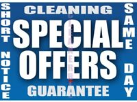 CHOOSE ANY DAY, LONDON PROFESSIONAL END OF TENANCY CLEANING FROM £9 A ROOM CARPET CLEANERS MOVE-IN