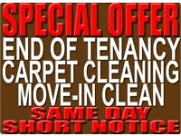 60% OFF ALL LONDON END OF TENANCY CLEANING SERVICES CARPET CLEANERS DEEP ONE OFF DOMESTIC LADY CLEAN