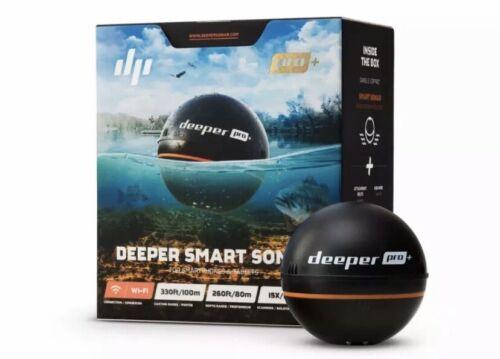 Deeper DP1H10S10 Pro Plus GPS Wi-fi Wireless Smart Sonar Fis