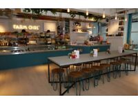 BARISTA REQUIRED FOR FARM GIRL SOHO