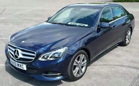 2013 Mercedes-Benz E250 CDI SE - 72K - Full MBSH - Every Available Extra!