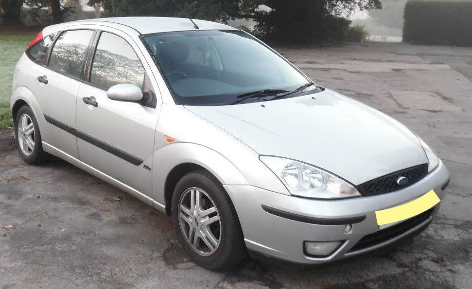 Ford Focus 2004 (54) only 62k miles - engine perfect. Private Sale