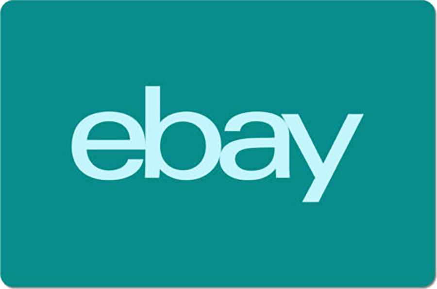 $25 Ebay Gift Card - Email Delivery