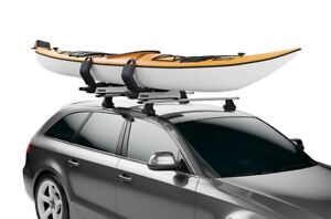Thule Hullavator—Easy Loading! Handles 40lbs of Kayaks Weight!