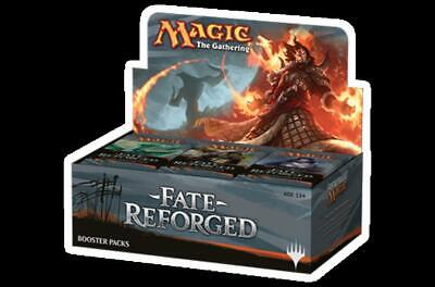 MTG - Magic: the Gathering - Fate Reforged - Booster Box - Sealed - Fetch Lands