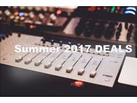 Music Production Lessons - Tuition - SUMMER DEAL !! - Recording - Mixing - Mastering - Logic Pro X