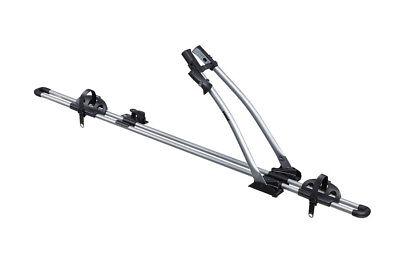 Thule 532 Free Ride Roof Rack Top Mounted Single Bike Bicycle Carrier...
