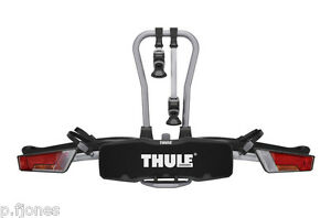 Thule-931-EasyFold-Tow-Bar-Mounted-2-Two-Bike-Cycle-Carrier-13-Pin