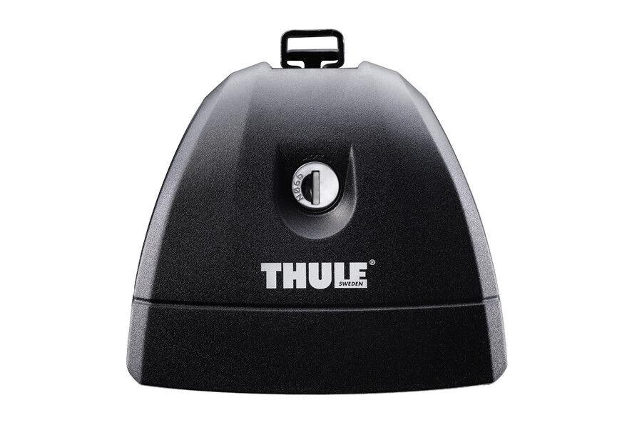 Thule 7111 Evo Wingbar Roof Bars Thule 751 Foot Pack