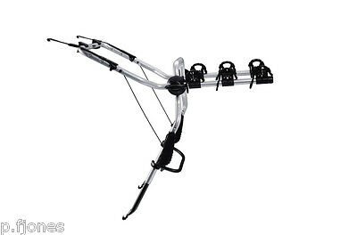 Thule 9104 Clip On Rear Mount 3 / Three Bike Cycle Carrier