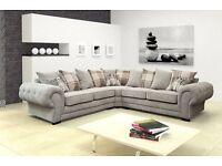VERONA COLLECTION! HIGH QUALITY! CHESTERFIELD STYLE! DIFFERENT COLOURS! HOME DELIVERY AVAILABLE!